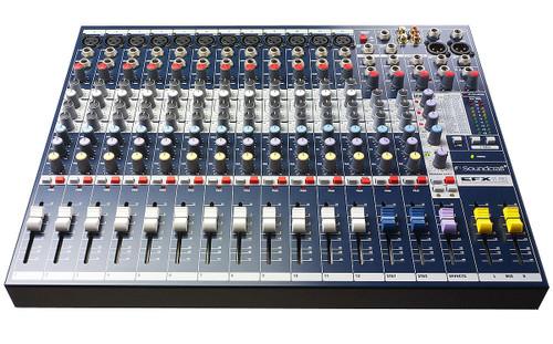 Soundcraft 24 EFX