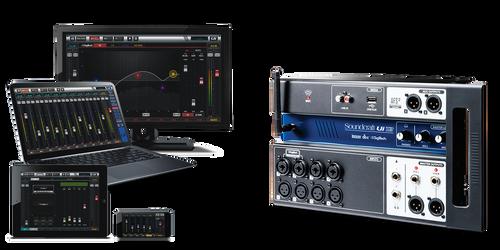 Soundcraft Ui12 12 Channel Digital Remote PA Mixer