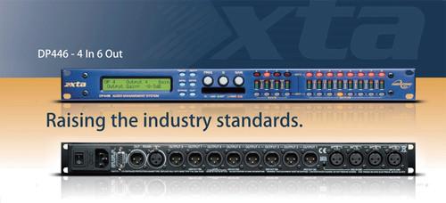 XTA DP446 Processor