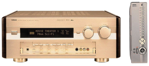Yamaha DSP-A1 7.1 Channel Dolby Digital Surround ReceiverAmp