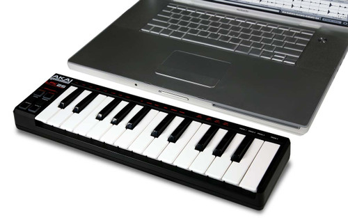 Akai LPK25 Laptop Performance Keyboard w 25-Keys