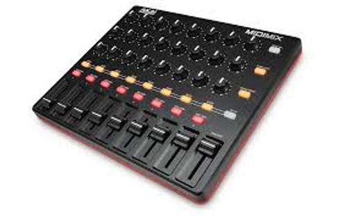 Akai MIDImix High-Performance Portable MixerDAW Controller