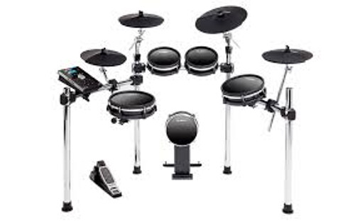 Alesis Crimson II 9-Piece Electronic Drum Kit with Mesh Heads
