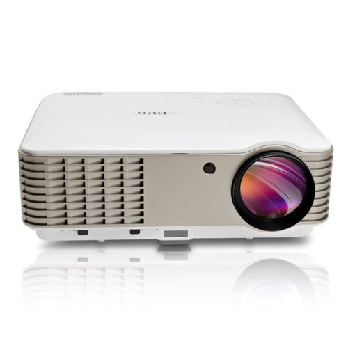 Home Entertainment Projector LED LCD HD WXGA 3600Lumen