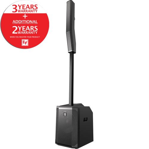 Electro-Voice Evolve 50 Portable Column System (Black)