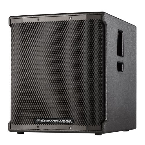 Cerwin Vega CVE-18S powered Subwoofer 1000 watts of Class D