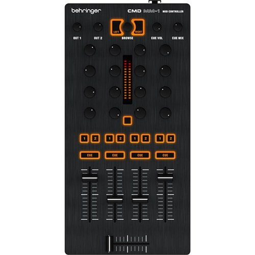 Behringer CMD MM-1 Mixer-Based DJ Controller