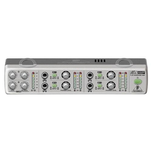 Behringer MiniAMP AMP800 4-Channel Headphone Amp