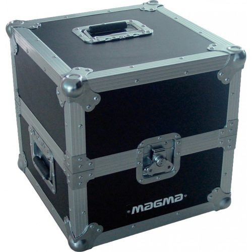 Magma 40760 LP Vinyl Road Case 100 SP – Black/Silver