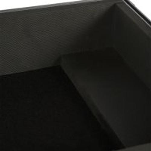 UDG Ultimate Flight Case Vinyl Coffin Black Plus U91028BL