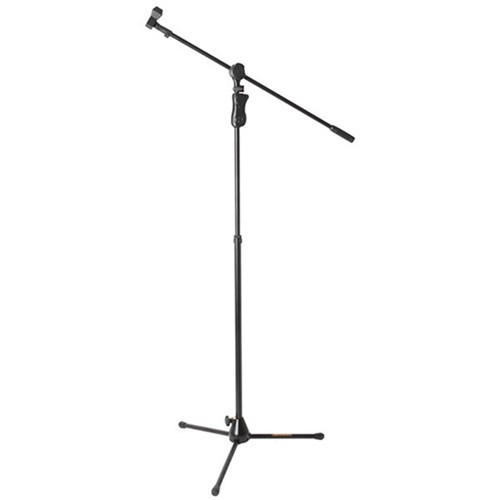 Hercules MS632B Mic Stand with Boom