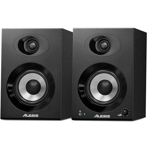 Alesis ELEVATE4 Studio Monitor Pair 4 Inch