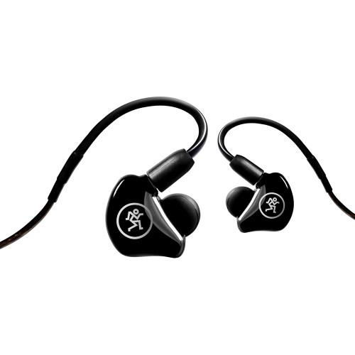 Mackie MP-240 Dual Hybrid Pro In-Ear Monitors