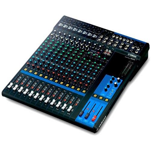 Yamaha MG16 16 Input Mixer