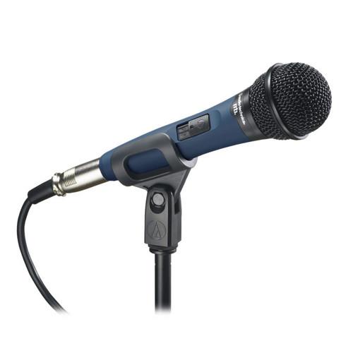 Audio Technica midnight blues MB1KC neodymium cardioid dynamic vocal microphone