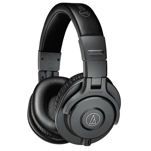 Audio Technica ATH M40x Studio Headphones (Matte Grey)
