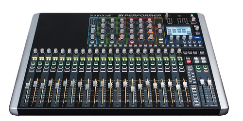 Soundcraft Si Performer 2 Digital Mixer