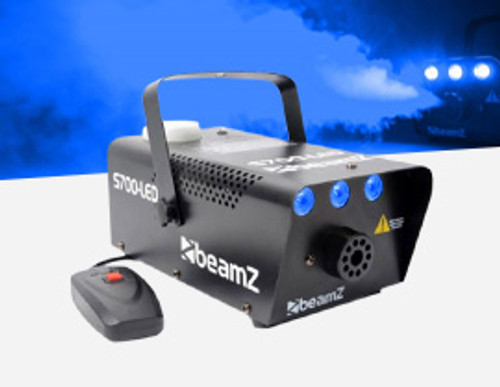 BEAMZ S700 LED ICE SMOKE MACHINE WITH LED ICE EFFECT 700W