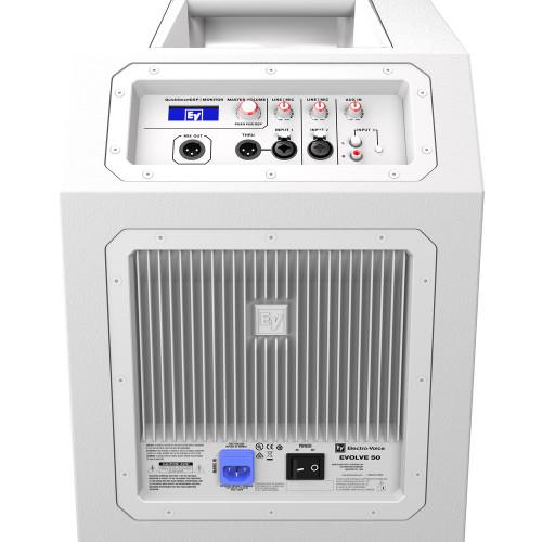 Electro-Voice Evolve 50 White Portable Column System