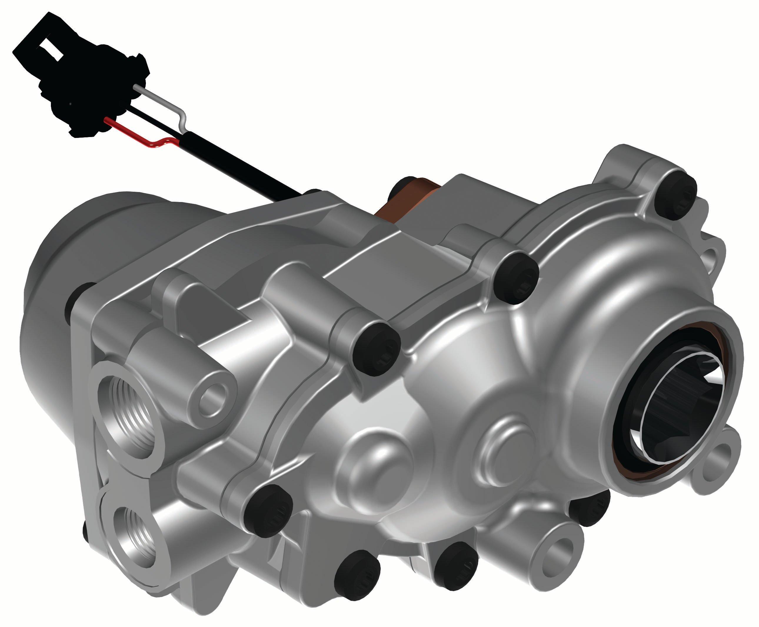 Hydro Gear AGM6 Motor