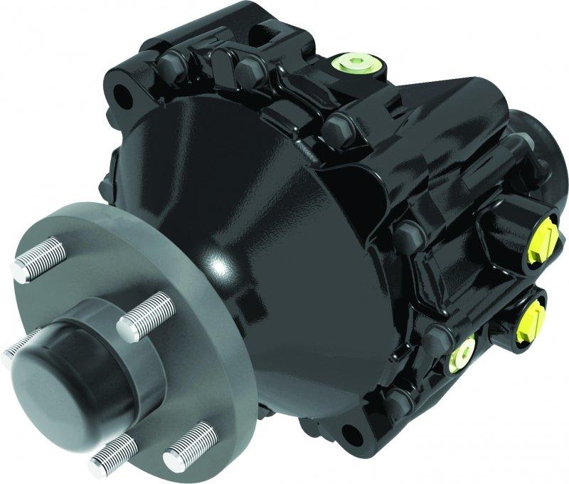Hydro Gear HGM-H Motor