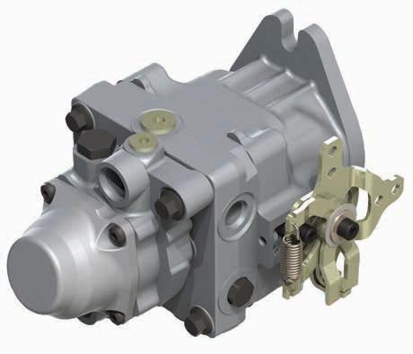 Hydro Gear PY Pump