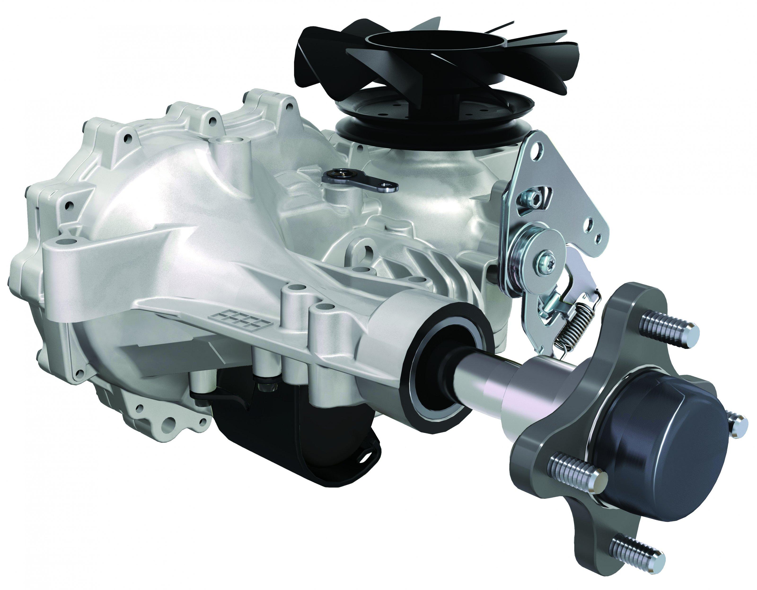 Hydro Gear ZT 3200