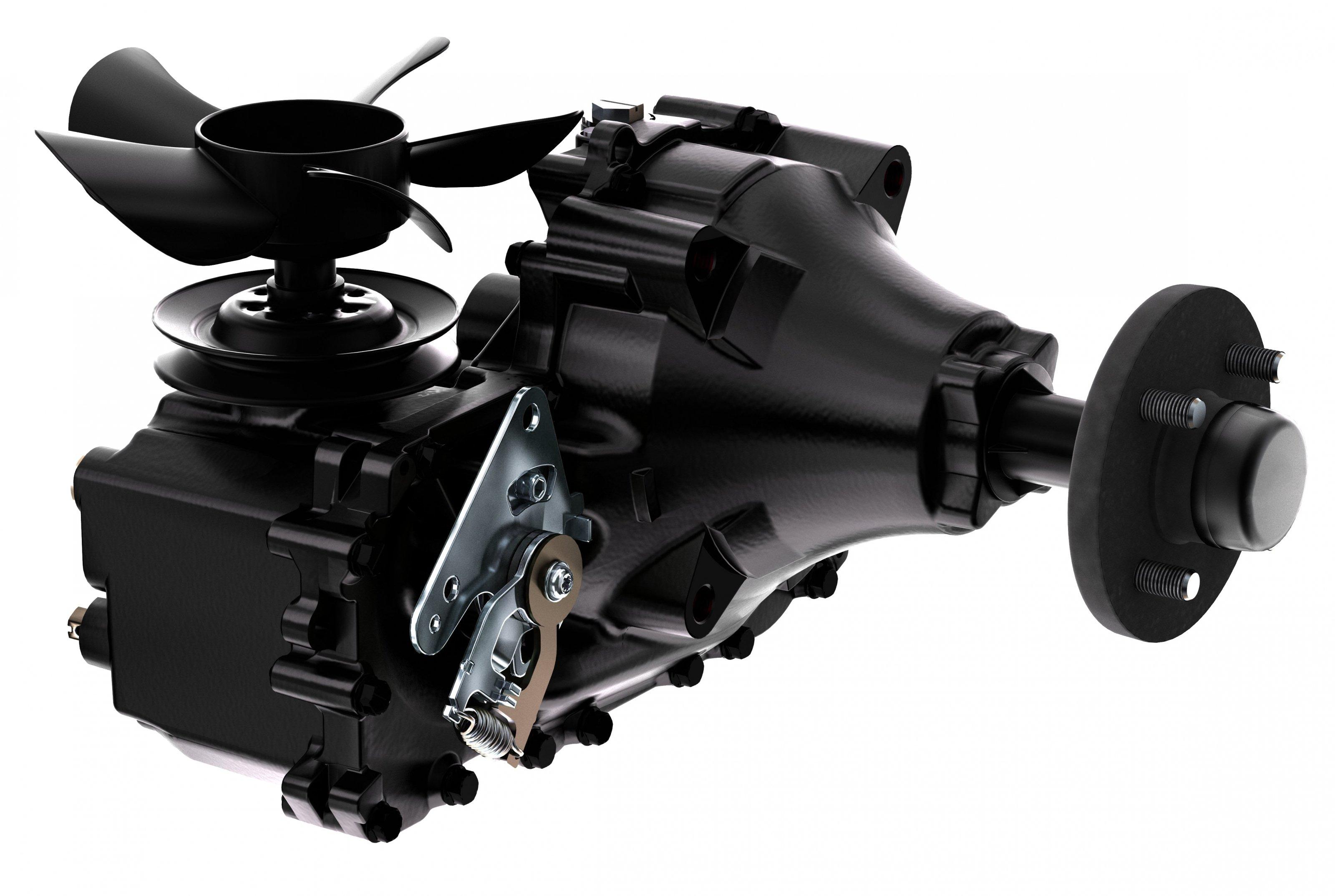 Hydro Gear ZT 5400 Powertrain
