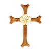 One Plumeria Cross
