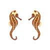 Two Seahorses