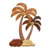 Palm Trees (Tall & Short)