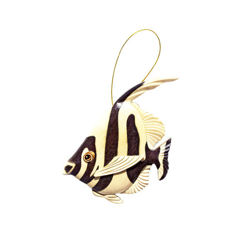 Moorish Idol - Ornament