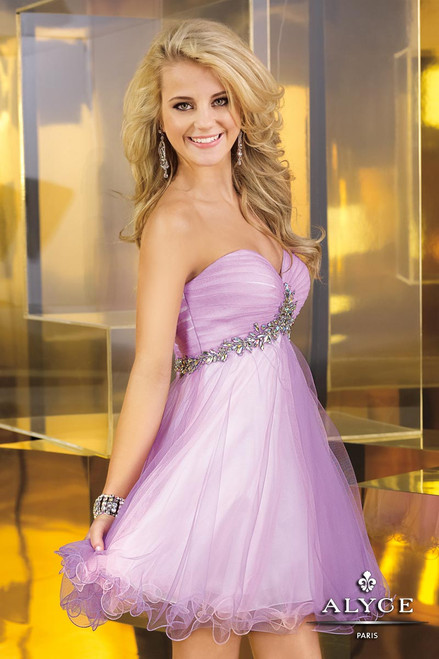 Alyce Sweet 16 Style 3561 cocktail dress