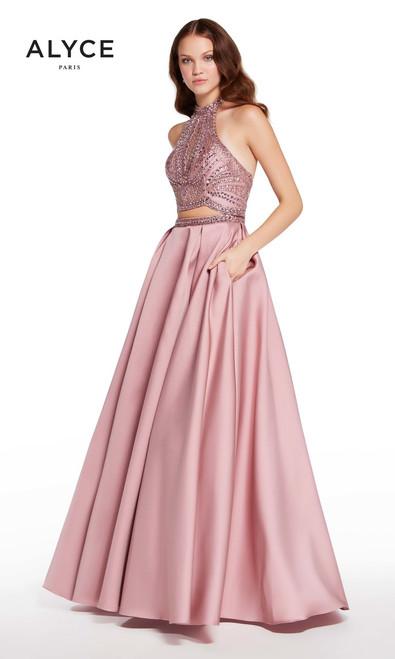 Two Piece Dress by Alyce Paris  60223
