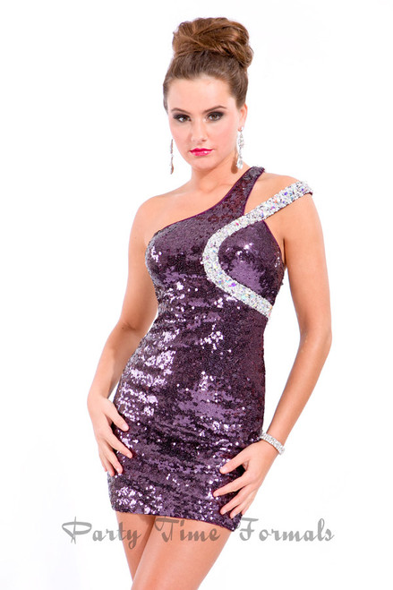 Party Time 6400 Homecoming Dress