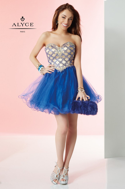 Alyce Paris 1051 Private Collection Homecoming Dress