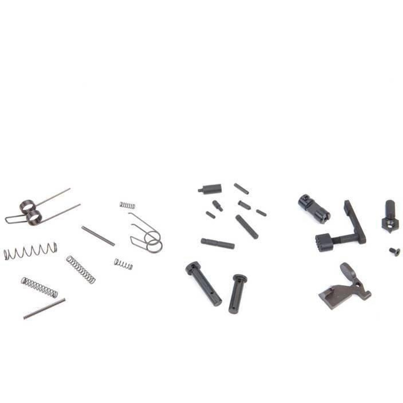Strike Industries AR15 AR Lower Receiver Parts (less Trigger Assembly,Grip,Trig Grd)