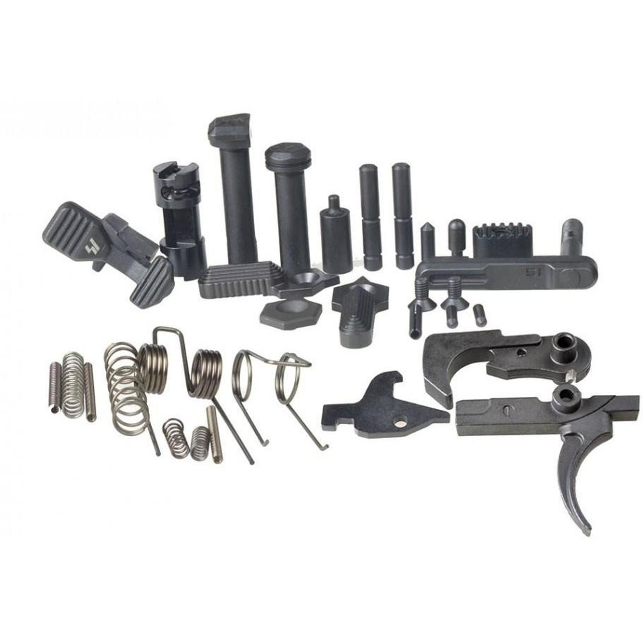 Strike Industries AR Enhanced Lower Receiver Parts with Trigger, Hammer and Disconnector
