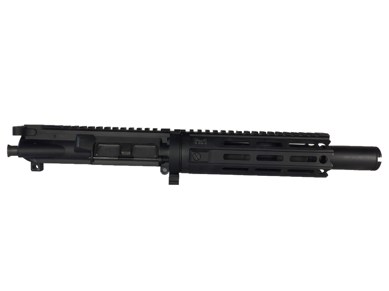 """MDX Arms 7.5"""" DOLOS QD Take Down with YHM MR7 Carbine Mlok Handguard, Flash Can Complete Upper"""