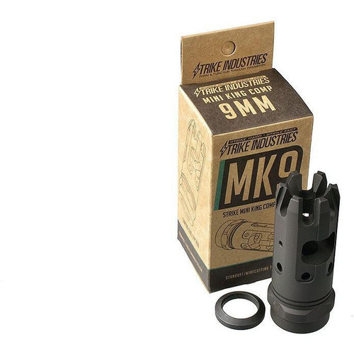 Strike Industries Mini KingComp Mk9 - 9mm/PCC 1/2x36