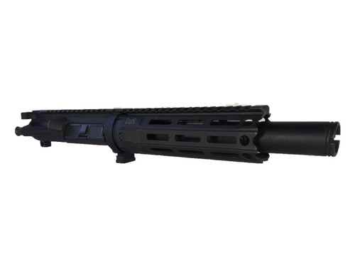 "MDX Arms 7.5"" DOLOS QD Take Down with YHM MR7 Carbine Mlok Handguard, Flash Can Complete Upper"