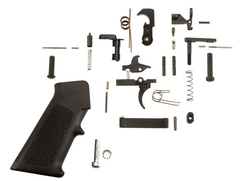 MDX Arms AR15 Complete Lower Parts Kit