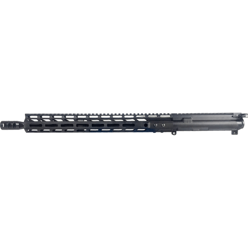 "MDX Arms 16"" 5.56 1:7T 4150CMV M-Lok HG Mid-Length Gas Multi Port Brake Complete Upper"