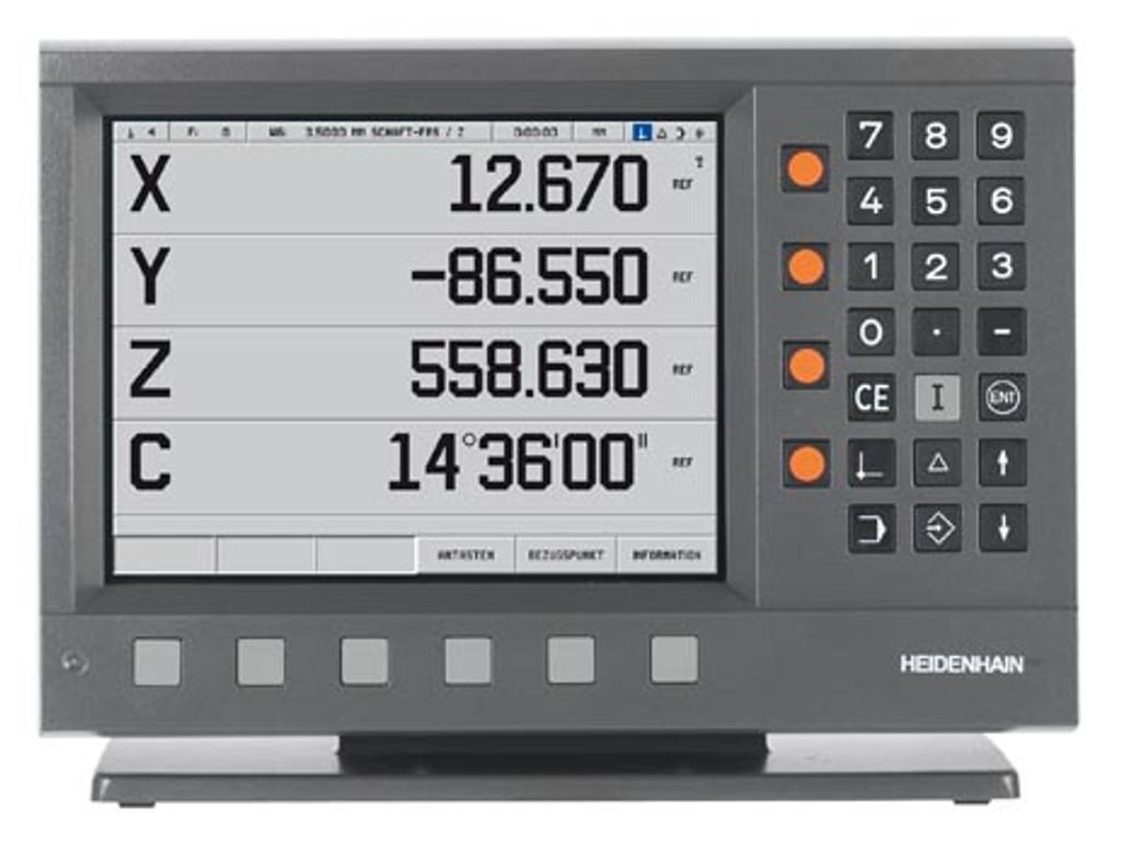 Heidenhain - PT880, 2/3 Axis, Mill/Lathe DRO Kit