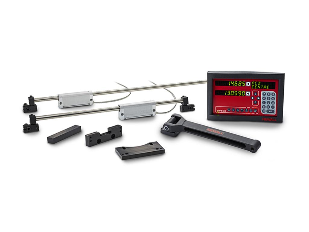Newall DP500 Lathe DRO Kit