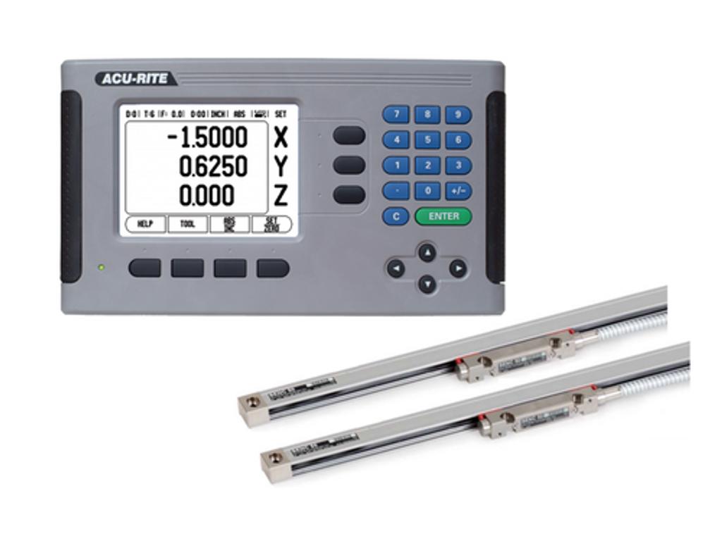 Acu-Rite 200S Surface Grinder DRO Kit