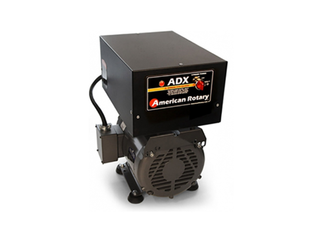 3HP-300HP Rotary Phase Converter, 440-480V, ADX Series, American Rotary