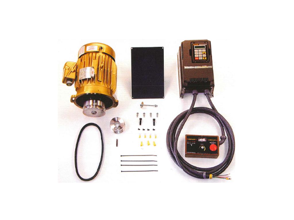 Speed-Rite AC Variable Speed Drive Retrofit Kit (VFD) for Bridgeport Type Milling Machines