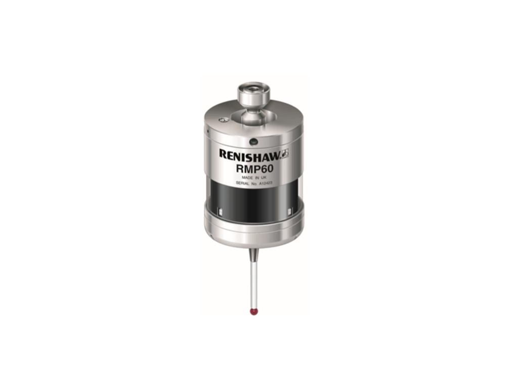 Renishaw RMP60 Radio Transmission Part Probe for Machining Centers