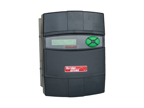 10hp 230V 4-Q Regenerative Reversing Digital DC Drive with power package (51Arm Amps)